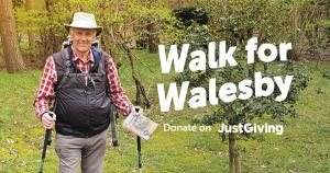 Let's Walk For Walesby May 2021